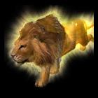 Золотоenmane Lion Lord